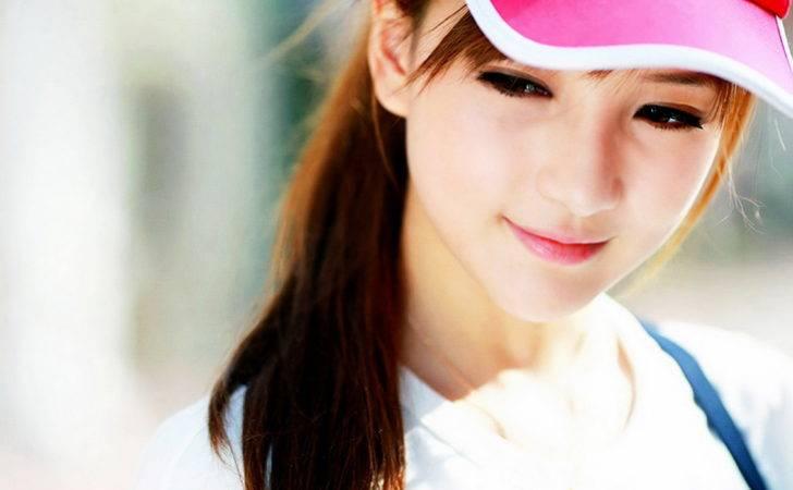 Cute Asian Girl Res