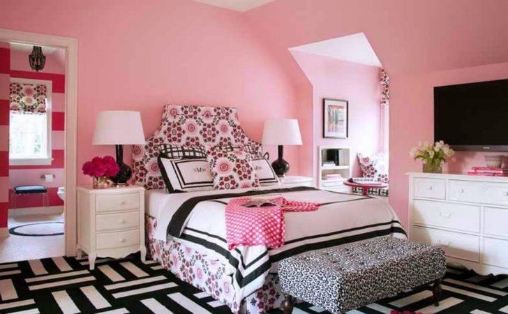 Cute Bedroom Ideas Teenage Girl Design