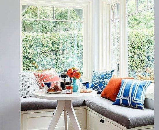 Cute Cozy Breakfast Nook Cor Ideas Digsdigs