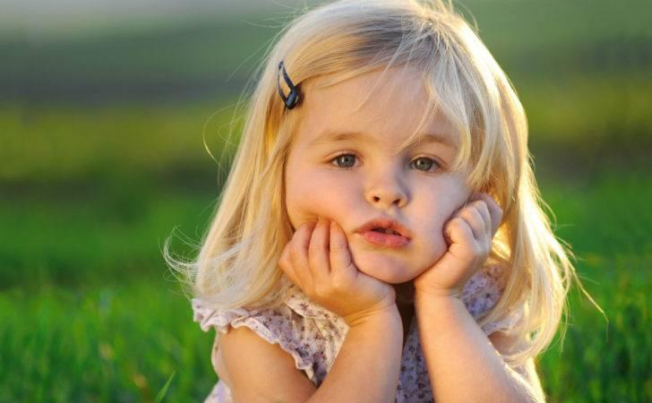 Cute Girl Little