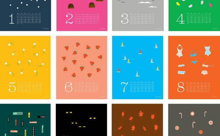 Cutest Calendars Around