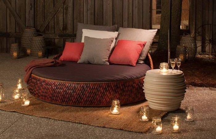 Dala Colorful Outdoor Furniture Collection Dedon