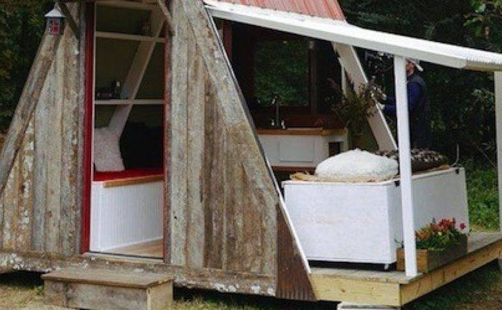 Damn Simple Tiny House Costs Just Build