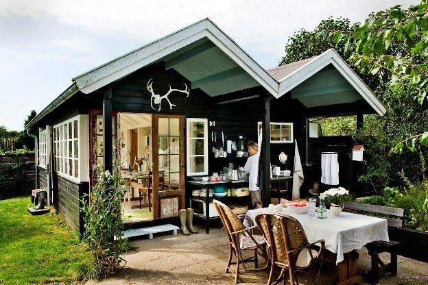 Danish Cottage Home Building Pinterest
