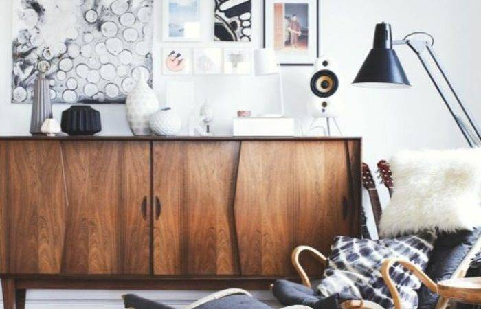 Danish Design Furniture Wooden Chest Drawers Houses Hygge