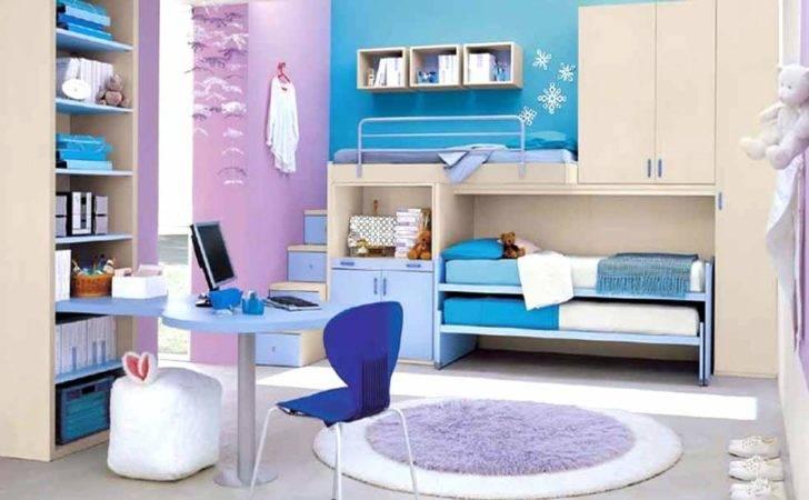 Dark Blue Modern Bedroom Decorating Ideas