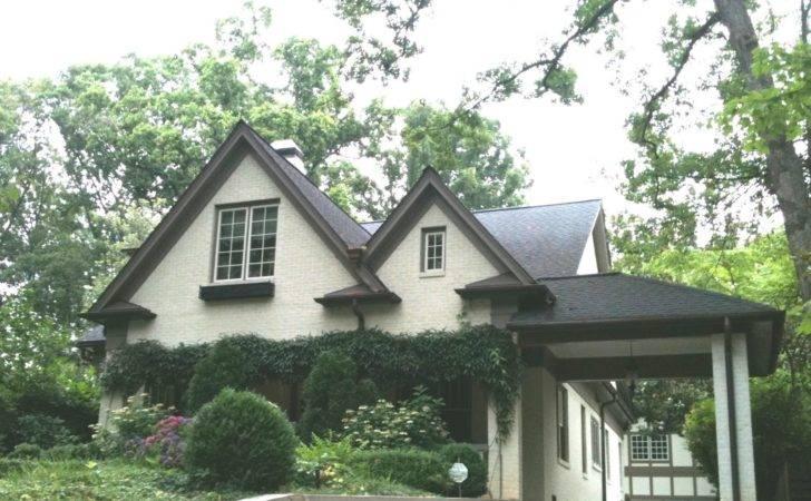 Dark Brown Brick House Trim Colors Really Like