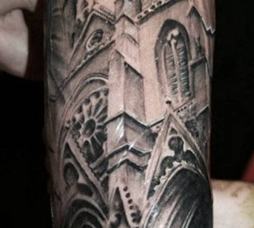 Dark Goth Tattoos Tattoo
