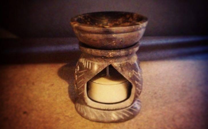 Dark Soapstone Tea Light Wax Melt Warmer Jojo Candle Company