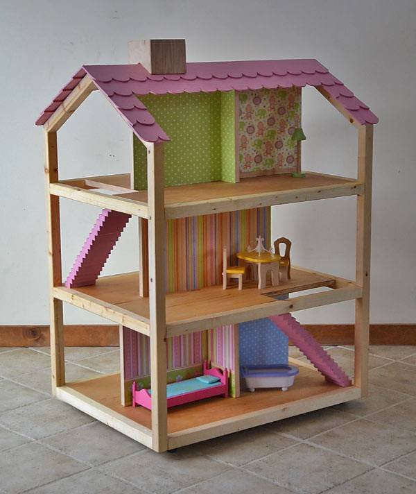 Darling Diy Dollhouses