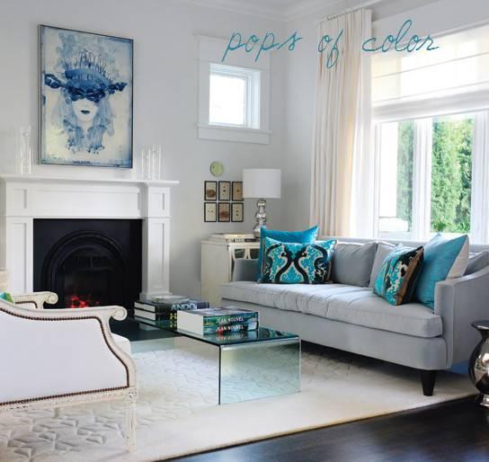Dash Modern Pinch Traditional Interior Design
