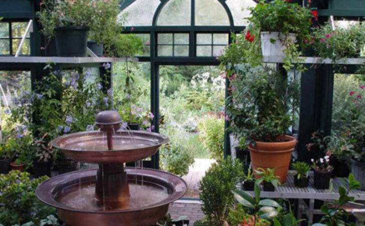Davinong Greenhouse Interior Design Greenhouses Jpeg