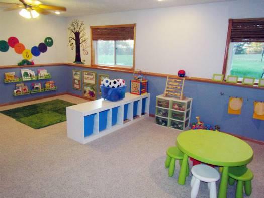 Daycare Spaces Pinterest Design Setup