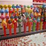 Days Dawn Another New Pez Display Case