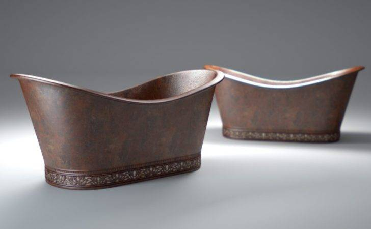Dbox Old Copper Bathtub
