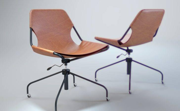 Dbox Paulistano Office Chair Model