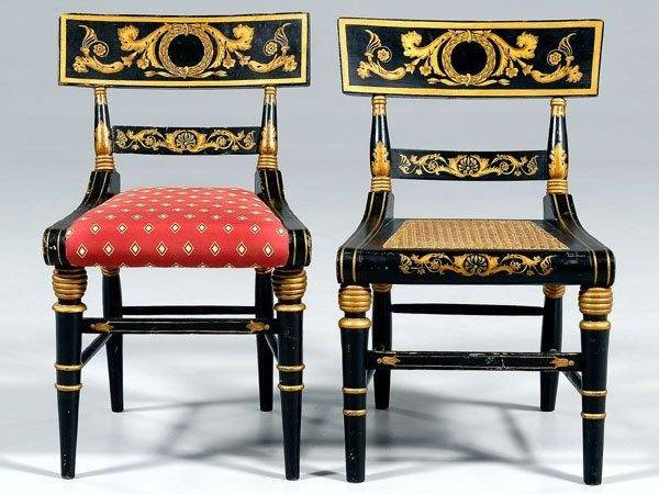 Dealer Collector Baltimore Painted Fancy Furniture