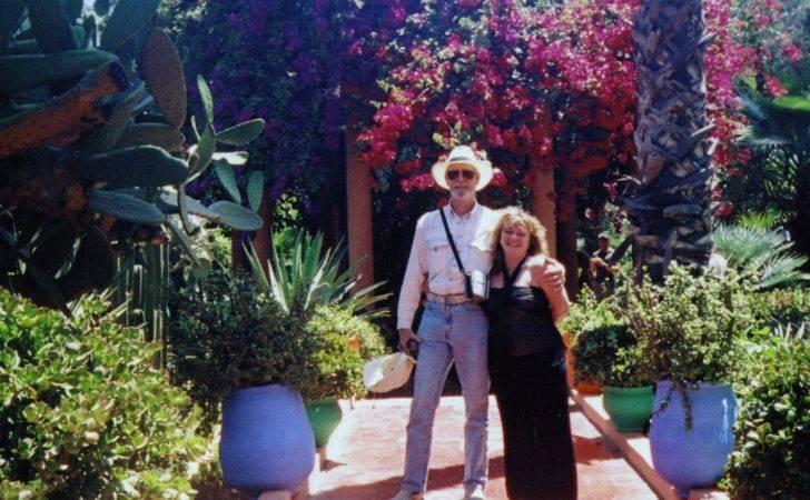 December Robert Progress Moroccan Garden