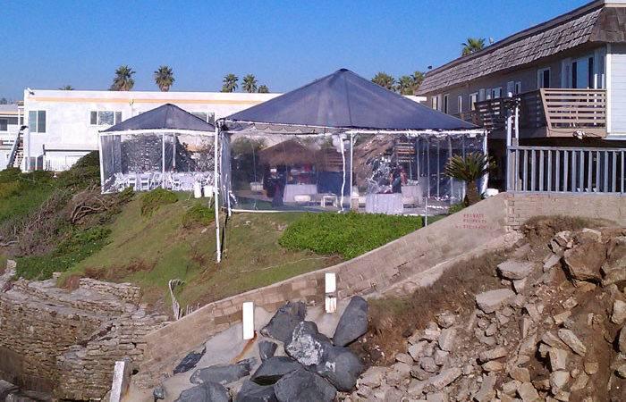 December Wedding Reception Ocean Villas