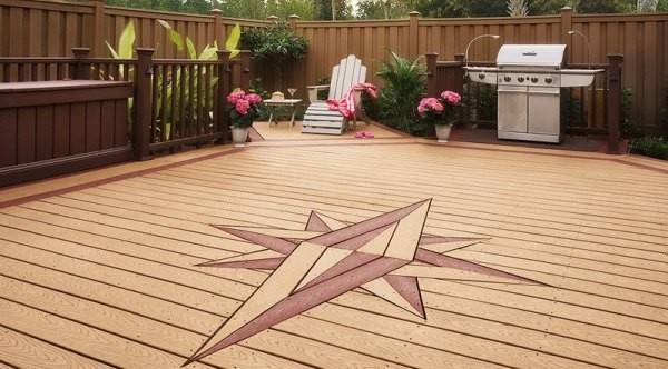 Decking Perth Provides Clients Timber Trex Deck