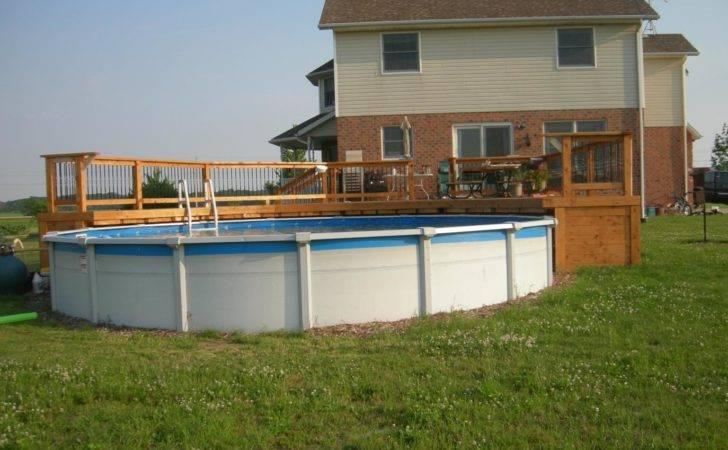 Decks Pools Out Pool