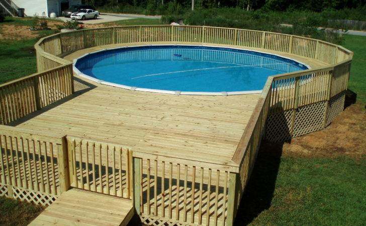 Decks Pools Pool Decking Deck Landscaping Nikki
