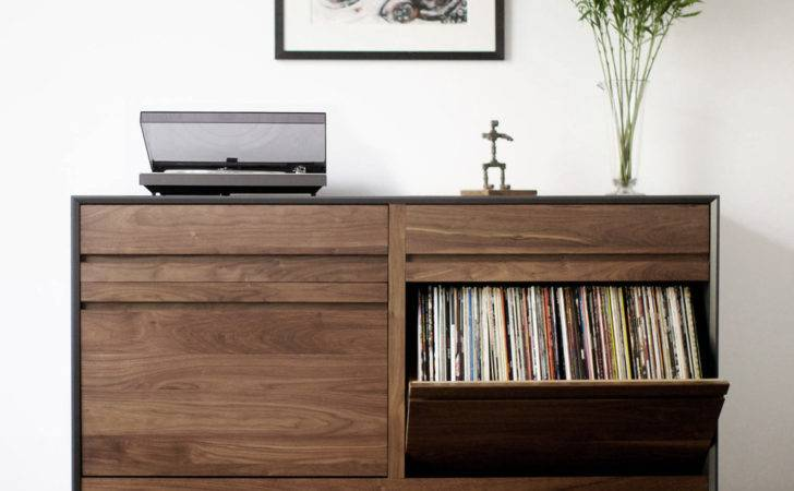 Decluttering News Those Love Their Vinyl Record Storage