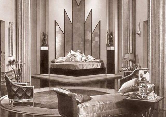 Deco Interior Design Information Art Trim Style