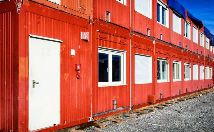 Deconstructing Shipping Container Homes
