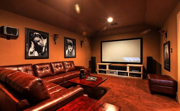 Decor Media Room Ideas Pin Pinterest
