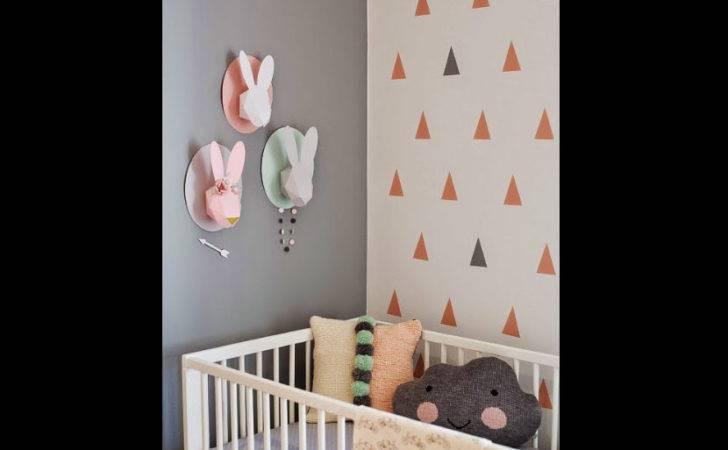 Decora Una Habitaci Estilo Nordic Nursery Belleza Percaleo