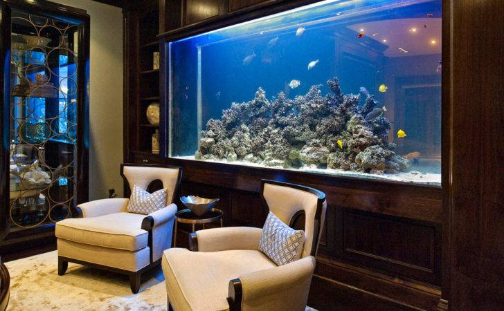 Decorate Aquarium Fish Tank