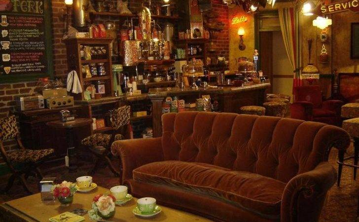 Decorate Room Style Central Perk Cute