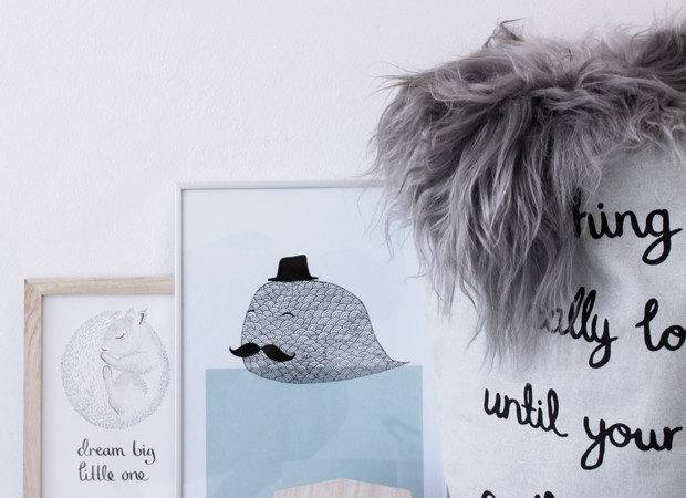 Decorate Scandinavian Inspired Nursery Petit Small