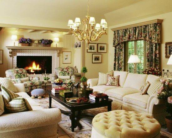 Decorating Ideas Cottage English Country