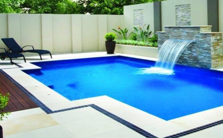 Decorating Ideas Great Swimming Pool Designs Waterfalls
