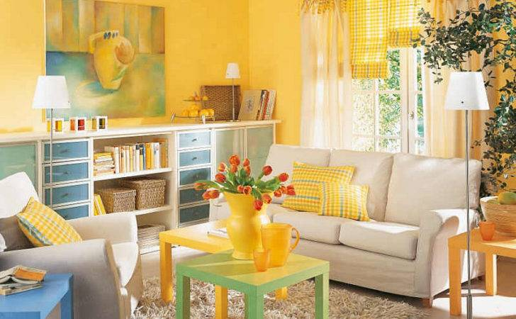 Decorating Ideas Yellow Walls Living Room Find Your Special Home