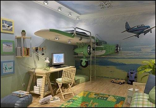 Decorating Theme Bedrooms Maries Manor Airplane