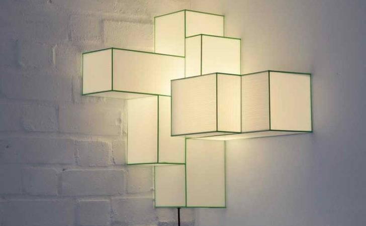 Decoration Ideas Create Unique Lamp Design Corner