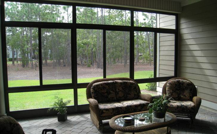 Decoration Using Sunroom Glass Panel Ideas Coach Conditioner Diy