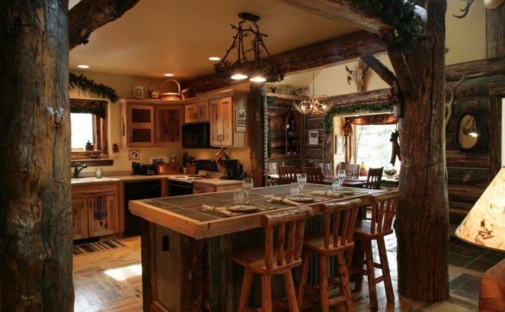 Decoration Wonderful Rustic Home Decor Kitchen Decorated