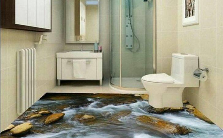 Decorative Bathroom Tile Beautiful Wall Floor