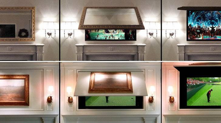 Decorative Flat Screen Covers Fueleconomydetroit