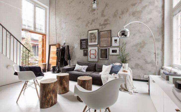 Decordemon Black White Loft Finland