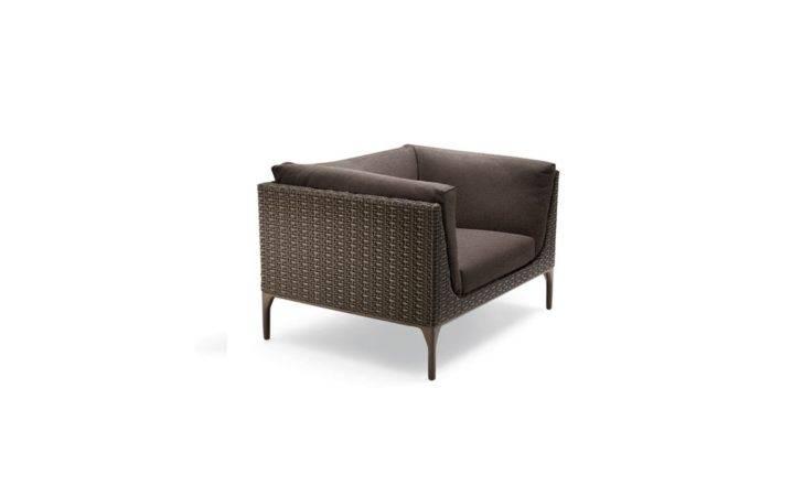 Dedon Lounge Chair Outdoor Furniture Dopo Domani