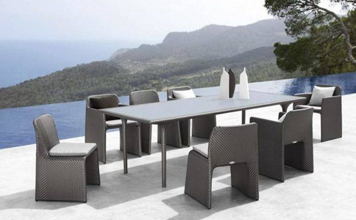 Dedon Outdoor Furniture Chairs Well Summerland Germany