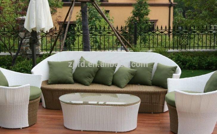 Dedon Outdoor Furniture Modern Cast Aluminum