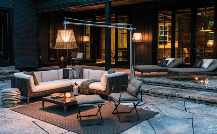 Dedon Pinterest Lounge Chairs Side Tables