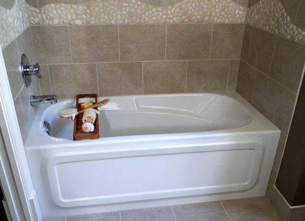 Deep Bathtubs Small Bathrooms Soaking Tubs