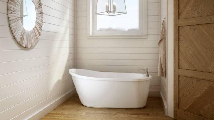 Deep Bathtubs Small Spaces Home Design